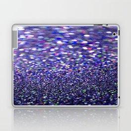 Partytime in Purple Laptop & iPad Skin