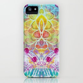 Jazz it Up!! Art by Mimi Bondi iPhone Case