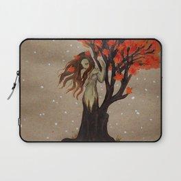 Fall Dryad Laptop Sleeve