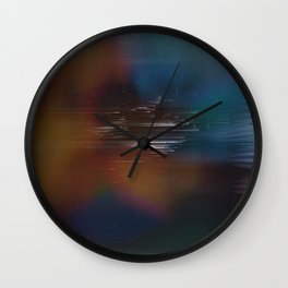 Ghosted Wall Clock