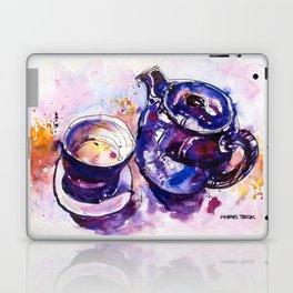 20161229 NOC Coffee and Toaster Graham Street HK Laptop & iPad Skin