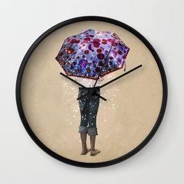 paraguas Wall Clock