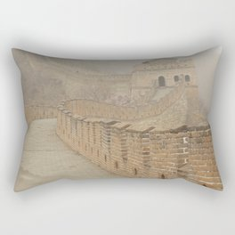 Pathway of the Great Wall of China Rectangular Pillow