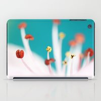 cherry blossom iPad Cases featuring Cherry Blossom by Sharon Johnstone