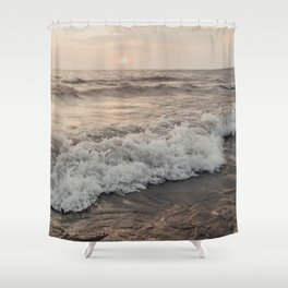 Beyond The Sea Shower Curtain