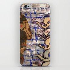 Cured. iPhone & iPod Skin