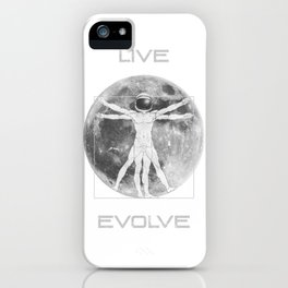 Live Evolve iPhone Case