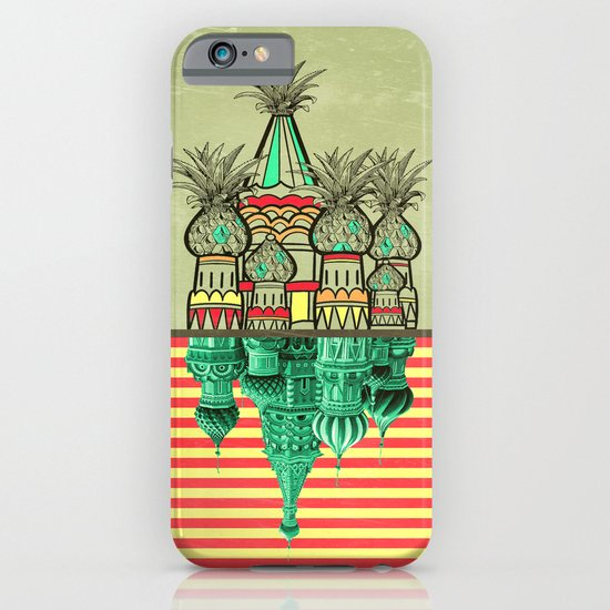 Pineapple architecture  iPhone & iPod Case