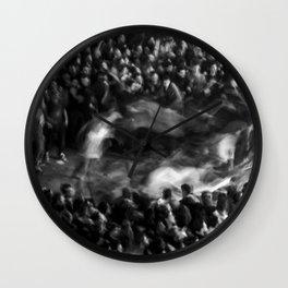Pogo - Circle Pit Wall Clock