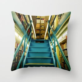 1 1/2 East Throw Pillow