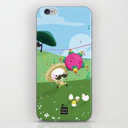 no pierdas el tino iPhone Skin