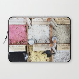 Foodie salts, Nice France Laptop Sleeve