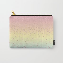 Cute confetti dots Carry-All Pouch
