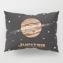 Jupiter Pillow Sham