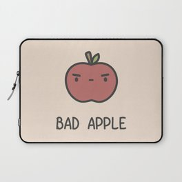 Bad Apple Laptop Sleeve