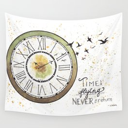 Time Wall Tapestry