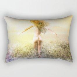 Summer Gift Rectangular Pillow