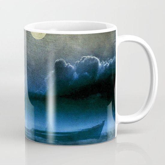 Trip in the dark II Mug
