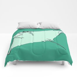 Sting Ray Comforters