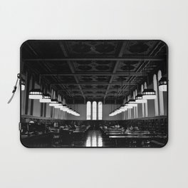 Library Rows Laptop Sleeve
