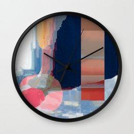 Stellar Witness Wall Clock