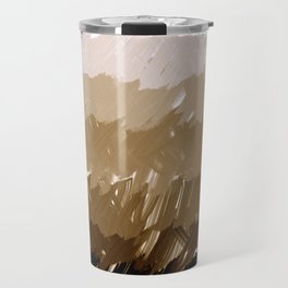 Shades of Sepia Travel Mug