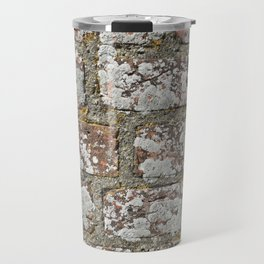 old wall bricks Travel Mug