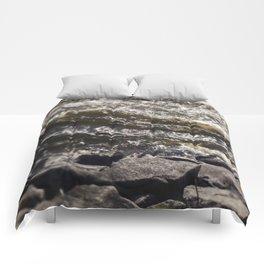 Torrent river Comforters