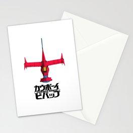 Cowboy Bebop Logo Stationery Cards