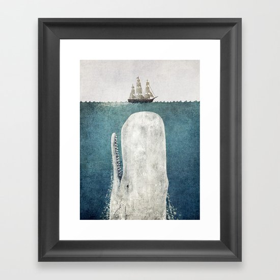 The White Whale by igo2cairo