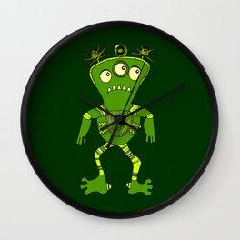 Robot № 219 Wall Clock