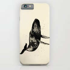 Humpback Whale Ink iPhone 6s Slim Case