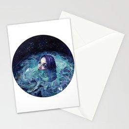 Whirlwind Calm Stationery Cards