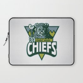 Forest Moon Chiefs Laptop Sleeve