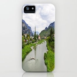 Lombardy / Italy iPhone Case