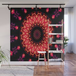 Energy in the Transformation of Spirituality Wall Mural
