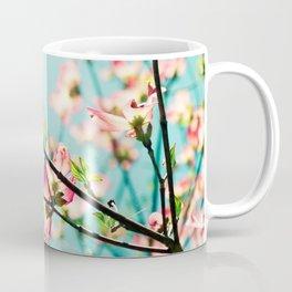Aqua Spring Coffee Mug