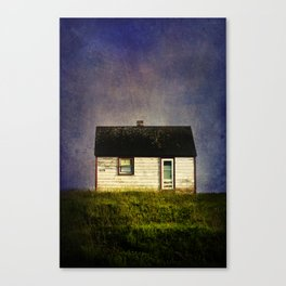 Folk House Canvas Print