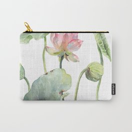 Lotus Home for a Little Mouse Carry-All Pouch