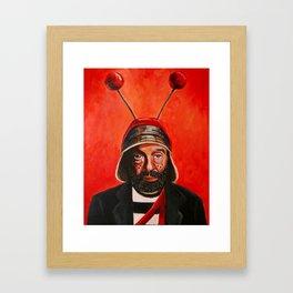 Roberto Gomez Bolanos El Chavo Del Ocho Framed Art Print