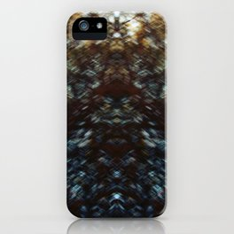 Speckled ∆ iPhone Case