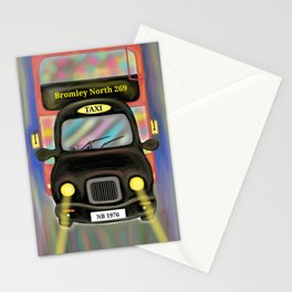 London Commute Stationery Cards