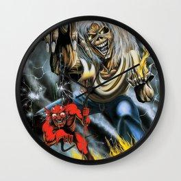 IRON MAIDEN IYENG 16 Wall Clock