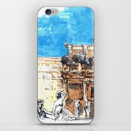 palermus iPhone Skin