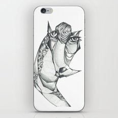 A Horse is a Horse of Sorts of Sorts iPhone & iPod Skin