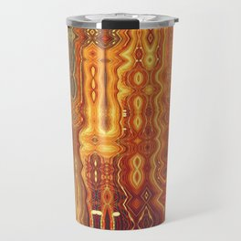 Distortions Travel Mug