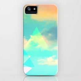 Colorscape #1 iPhone Case