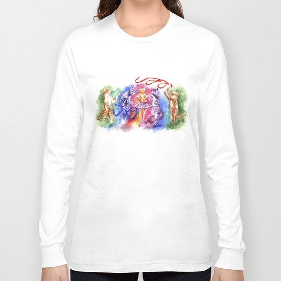 Dancing cats Long Sleeve T-shirt