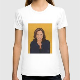 Senator Kamala Harris, Democratic candidate for President 2020 T-shirt
