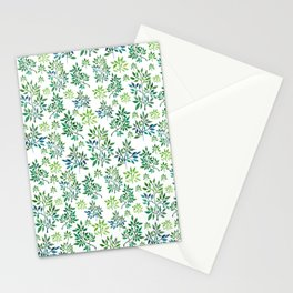 """""""Watercolor forest"""" Stationery Cards"""